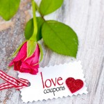 Romantic Coupon Book