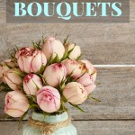 4th anniversary gift ideas - bouquets
